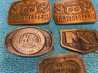 phillips 66 belt buckles and more