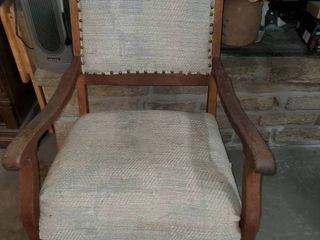 nice antique chair