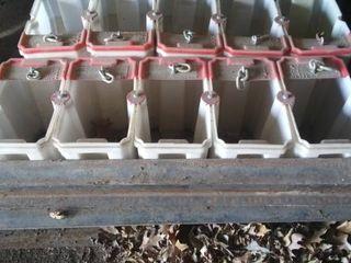 bucket bins