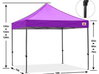 Instant Up Canopy