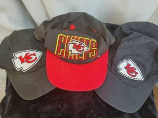 Chiefs Hat lot