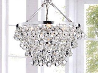 Indoor 5 light luxury Crystal Chandelier Retail 169 49