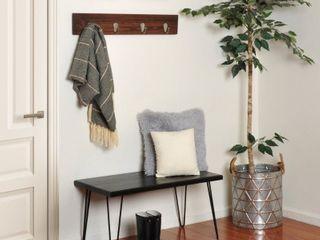 Carson Carrington Julo Wood Bench Retail 137 49