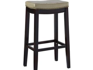 Copper Grove Ghindesti Backless Saddle Seat Bar Stool  Retail  81 49