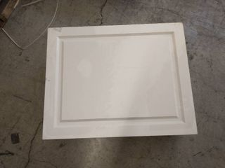 Benton Assembled 24x30x12 5 in  Wall Cabinet in White