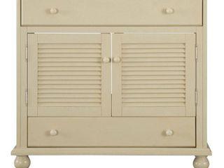 Pegasus CTAA3622D Cottage 36 Inch Vanity  Premium Antique White