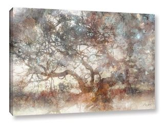 The Gray Barn Roozbeh Bahramali s  Wisdom Tree  Gallery Wrapped Canvas