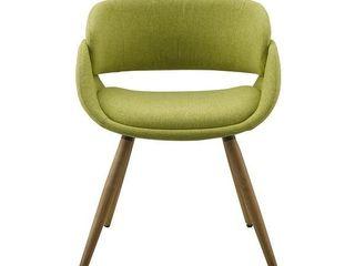 Corvus Mid century Modern Accent Chair  set of 2