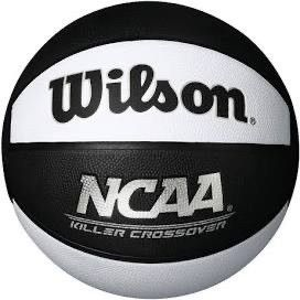 Wilson Killer Crossover Basketball  Black White  Official   29 5