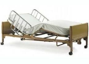Invacare 5410IVC Hospital Bed Ends
