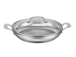 Cuisinart Classic 12  Stainless Steel Everyday Pan   8325 30D