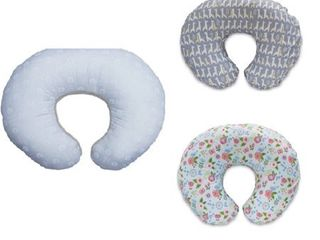 Bare Naked Boppy Nursing Pillow   Boppy Slipcover Bundle