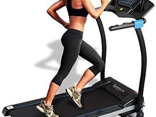 Serenelife Folding Treadmill a Treadmills for Home Cardio Training   Professional Fitness Equipment with 16 Preset Programs a 4 Incline Options a Multifunctional Treadmill for Jogging and Walking