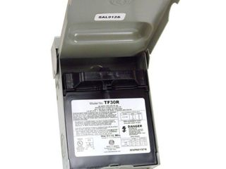 Ge Energy Industrial Solutions TF30RCP 30A  2 Pole Fusible AC Disconnect