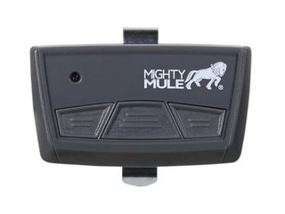 Mighty Mule 3 Button Remote for Garage Door Openers and Gate Openers