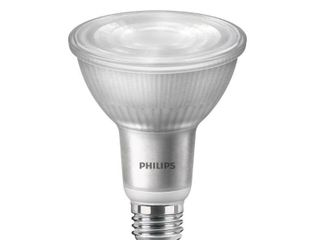Philips 75 Watt Equivalent PAR30l Dimmable lED Flood light Bulb with Warm Glow Dimming Effect Bright White  3000K