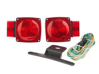 TowSmart 80 in  Over and Under Submersible Trailer light Kit