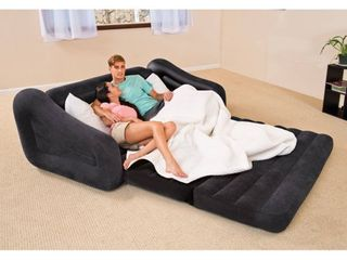 Intex Queen Inflatable Pull Out Sofa Bed  1 Each