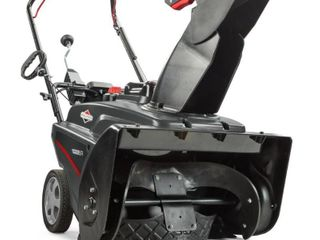 Briggs   Stratton 22  208cc 9 5 TP Single Stage Gas Powered Snow Blower Thrower