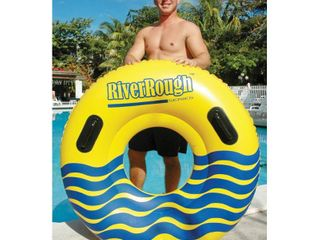 NEW Swimline 17035ST Fun Swimming Pool River Rough 48  Heavy Duty Tube Floating
