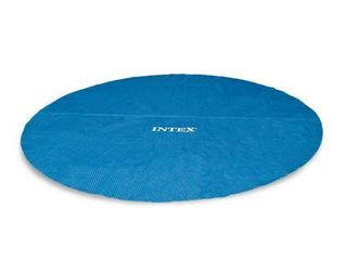 Intex Solar Cover   18  Blue