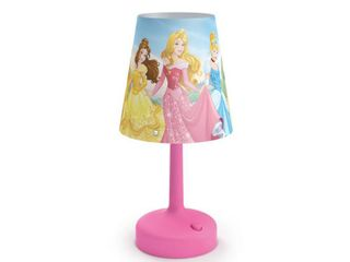 Philips Disney Princess Castle Cinderella Snow White Belle Aurora Table lamp