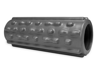 Gaiam Restore Deep Tissue Foam Roller  Grey