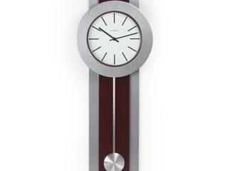 Howard Miller Bergen Plastic and Glass Wall Clock  Retail 164 42
