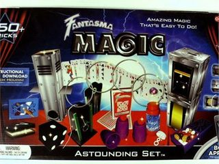 Fantasma Astounding Magic Set of 150 Tricks