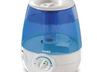 VICKS HUMIDIIFER  UlTRASONIC  FIlTER FREE V4600
