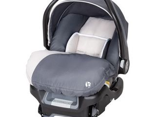 Baby Trend Ally 35 Infant Car Seat with Winter Boot  Gray Magnolia