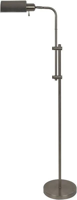 DAccor Therapy Pl3784 Floor lamp  Brushed Steel