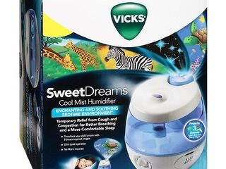 VICKS COOl MIST UlTRASONIC SWEET DREAMS