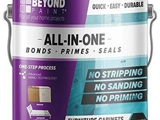 Beyond Paint Furniture  Cabinets and More All in One Refinishing Paint Gallon