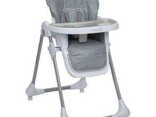 Safety 1st 3 in 1 Grow and Go High Chair   Gray