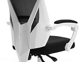 Hbada Office Adjustable Chair  High Back with Breathable Mesh Recline Desk Chair