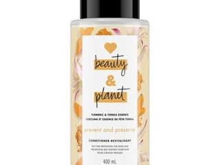 love Beauty   Planet Turmeric and Tonka Essence Prevent and Preserve Conditioner   13 5 fl oz