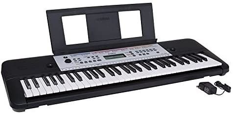 61 Key Portable Keyboard With Power Adapter