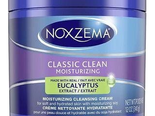Noxzema Facial Cleanser Moisturizing Cleansing 12 oz