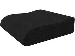 bonmedico Raiser Booster Seat Cushion   Home Office Foam Chair Cushion  Ergonomic Wedge Cushion with High Seating Comfort  Booster Seat to Support Standing Upa