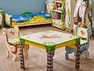 fantasy fields terodactyl kids table