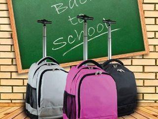 Mojo Wheeled Premium 17 inch laptop Backpack