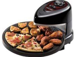 Presto Pizzazz Plus Rotating Oven  03430