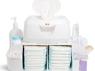 Munchkin Diaper Change Organizer  Colors May Vary