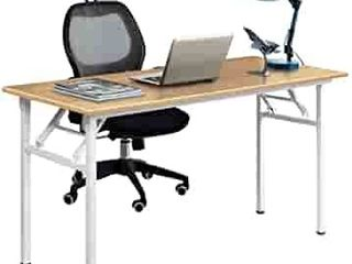 Need 55 inches Computer Desk Office Desk Folding Table