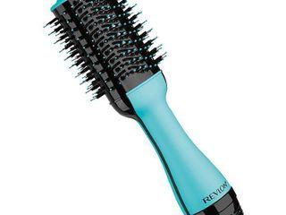 Revlon Revolutionary Unique 1 Step Home 2 in 1 Hair Dryer Volumizer Brush  Mint