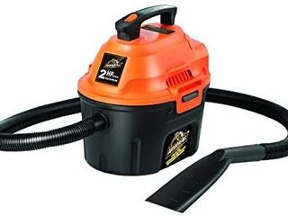 Armor All  AA255   2 5 Gallon 2 Peak HP Wet Dry Utility Shop Vacuum