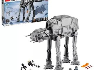 lEGO Star Wars AT AT Building Kit  Awesome AT AT Walker Building Toy for Creative Play 75288