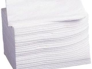 Ultra soft Wipes  Disposable Dry Cleansing Cloths  10  x 13  50 pk   2 Packs