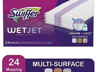 Swiffer WetJet Hardwood Floor Cleaner Spray Mop Pad Refill